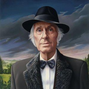 portret Carel Willink