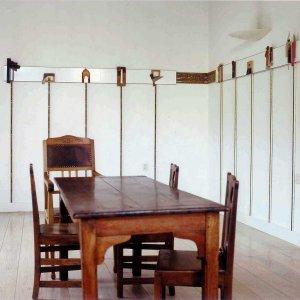 Tegeltaal voor Ripperdapark12, 2001, deel van locatieproject Haarlem