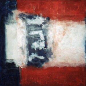 Omega, 2005, 100x120 cm, olieverf op doek