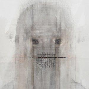 Zonder Titel – potlood en aquarel op papier - 40 x 27 cm – 2020