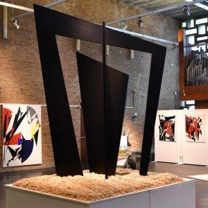 'Doorgang' / Solo expositie Museum Nagele 2019