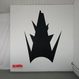 installation wall atelier 2020