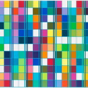Ditty Ketting, Untitled, 429, 120 x 210 cm, 2016