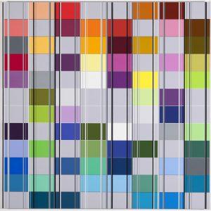 Ditty Ketting, Untitled 399, 96 x 96 cm, 2014
