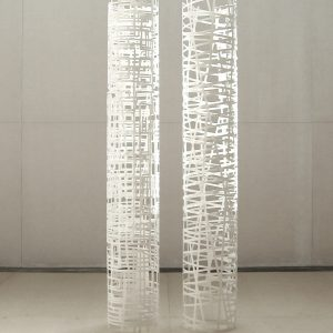 Kruimer-Gerda-Two-of-a-Kind-paper-180-x-40-cm-709-x-157-in-2010.