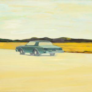 Painting by Nico Bakker