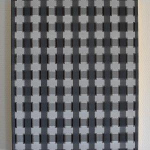 Inside outside no.2, 2020, 50 x 40 cm, acrylic on canvas.