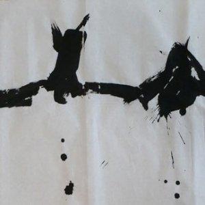 Serie-I-10-Gesnoeide-druiven.-Inkt-op-papier.-21-x-30-cm
