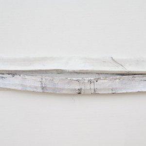 Folded, 2011, schilderen, 20 x 125 cm