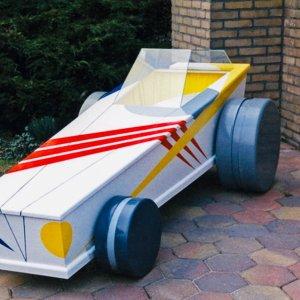 'This is not a car' in opdracht van Keunst of Kiste