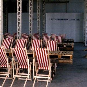 Iedereen is steeds onderworpen aan Visitatie, 1990, locatie WillemII Den Bosch