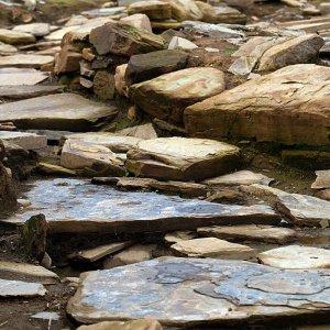 Ness of Brodgar, archeologische opgraving neolithische straat, 2019