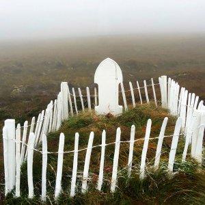 Graf van Betty Corrigall, zelfmoord, Hoy Orkney, 2016