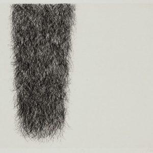 hangend, lijnets, 30 x 40 cm