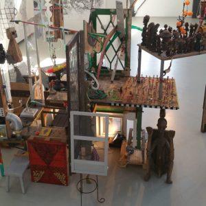 CBK Amsterdam, 2016, solo expositie, curator: Polderlicht