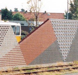Keermuur Den Helder 1994