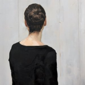 Brenda, 2019, olieverf op linnen, 70x60cm